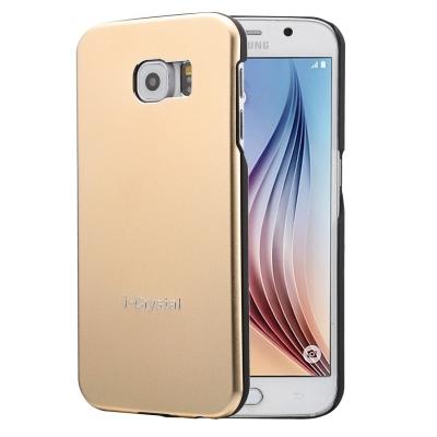 Ochranný kryt pre Samsung Galaxy S6 - zlatý