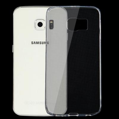 Ultratenké ochranné púzdro pre Samsung Galaxy S6 edge - priesvitné