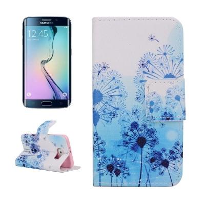 Diárové púzdro pre Samsung Galaxy S6 edge - Drawing