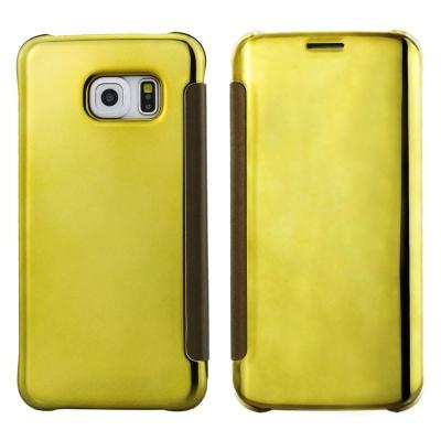 Horizontal Flip na Samsung Galaxy S6 edge - Gold