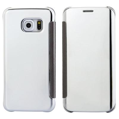 Horizontal Flip na Samsung Galaxy S6 edge - Silver