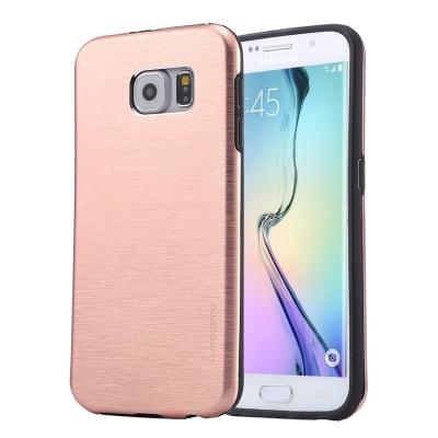 Motomo ochranný kryt pre Samsung Galaxy S6 edge plus - Pink