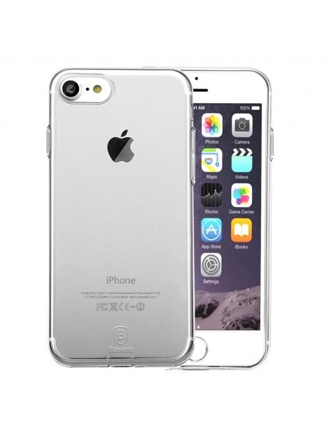 Baseus ultra tenký transparentný kryt pre iPhone 7 - transparent