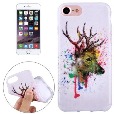 Ochranný kryt pre iPhone 7 - Deer art