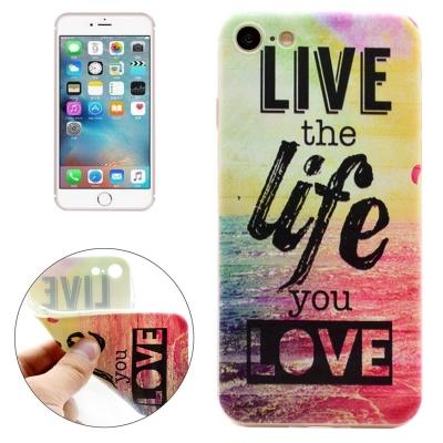 Ochranný kryt pre iPhone 7 - Life