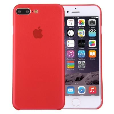 Ultra tenký kryt pre iPhone 7 Plus - red