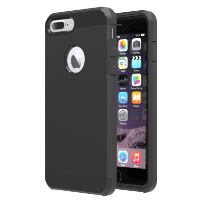 Armor Case pre iPhone 7 plus - Black