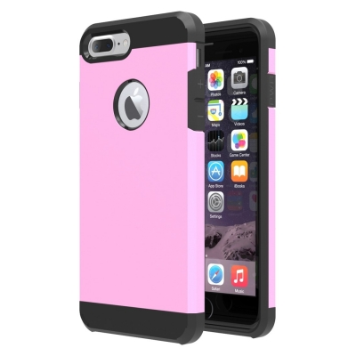 Armor Case pre iPhone 7 plus - Pink