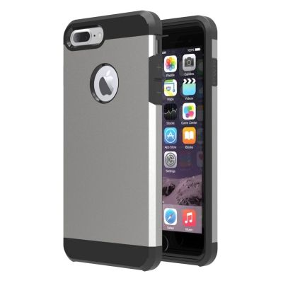 Armor Case pre iPhone 7 plus - Grey