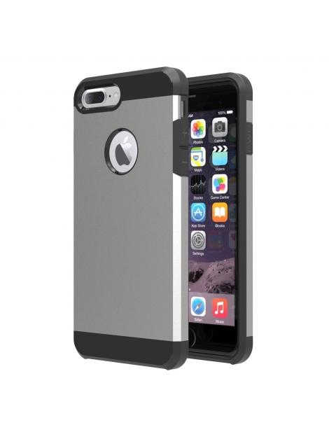 Armor Case pre iPhone 7 plus - Grey