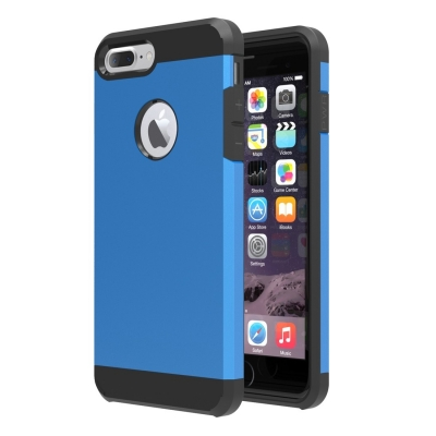 Armor Case pre iPhone 7 plus - Blue