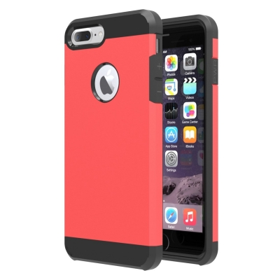 Armor Case pre iPhone 7 plus - Red