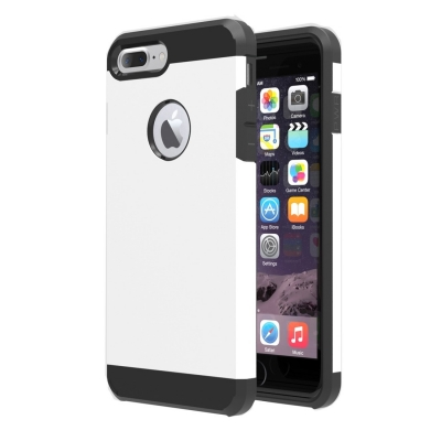 Armor Case pre iPhone 7 plus - white