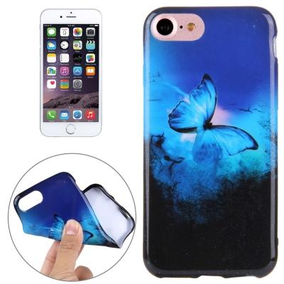 Ochranný kryt pre iPhone 7 - Butterfly
