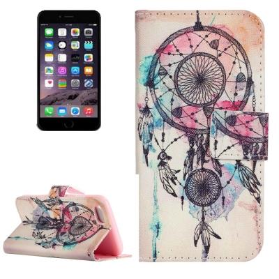 Diárové kožené púzdro pre iPhone 7 - Painting Dream