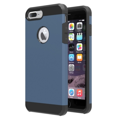 Armor Case pre iPhone 7 plus - dark blue
