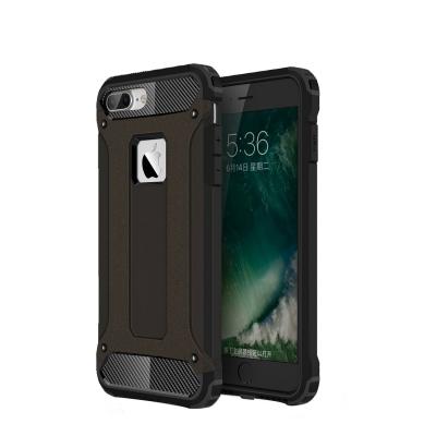 Ultra armor ochranný kryt pre iPhone 7 plus - black