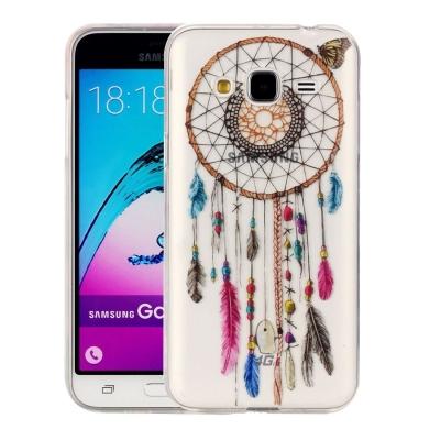Ochranný plastový kryt na Samsung Galaxy J3 - 2016 - Colour Bell