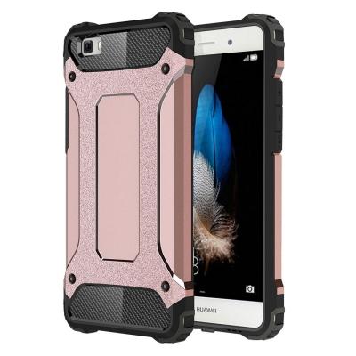 Ultra armor ochranný kryt pre Huawei P8 Lite - Rose gold