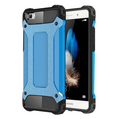 Ultra armor ochranný kryt pre Huawei P8 Lite - Blue