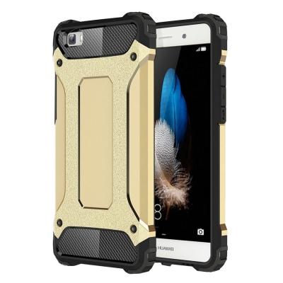 Ultra armor ochranný kryt pre Huawei P8 Lite - Gold