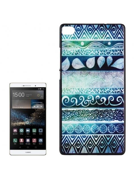Ochranný plastový kryt na Huawei P8 - National Style