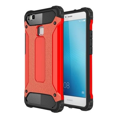 Ultra armor ochranný kryt pre Huawei P9 Lite - Red