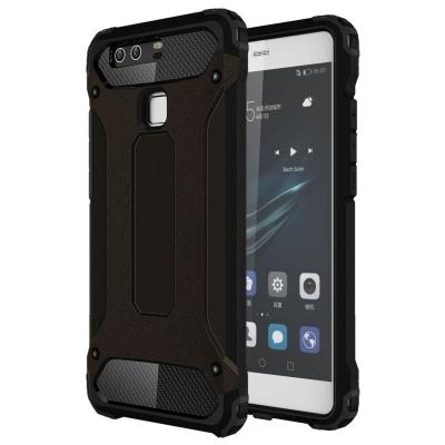 Ultra armor ochranný kryt pre Huawei P9 - black