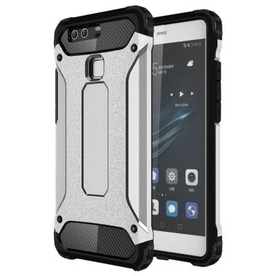 Ultra armor ochranný kryt pre Huawei P9 - silver