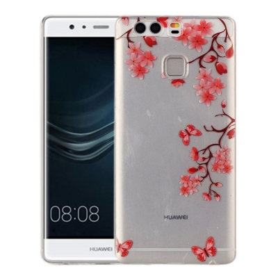 Ochranný kryt pre Huawei P9 - Maple Leaves