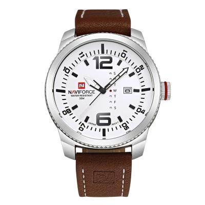 Pánske špotové hodinky NAVIFORCE - black - white