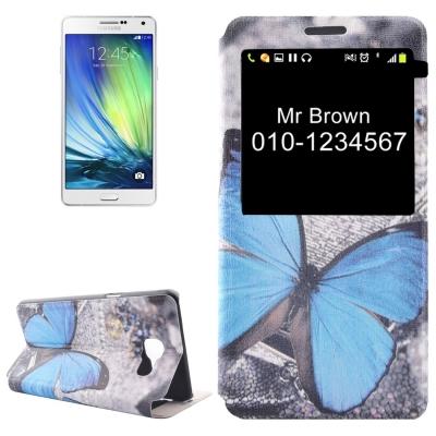 Diárové puzdro pre Samsung Galaxy A5 2016 - Butterfly