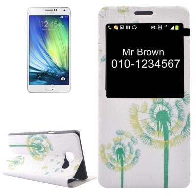 Diárové puzdro pre Samsung Galaxy A5 2016 - Dandelion