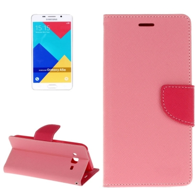 Diárové puzdro pre Samsung Galaxy A5 2016 - pink