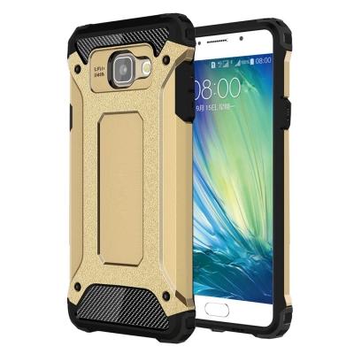 Ultra armor ochranný kryt pre Samsung Galaxy A5 2016 - gold