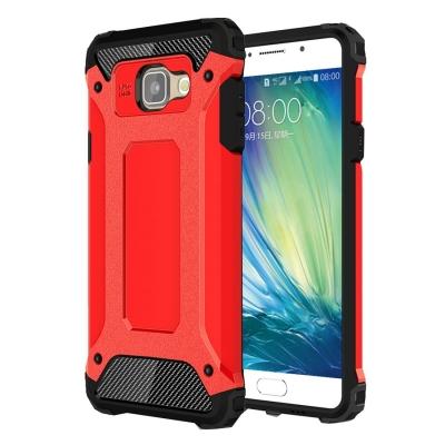 Ultra armor ochranný kryt pre Samsung Galaxy A5 2016 - red