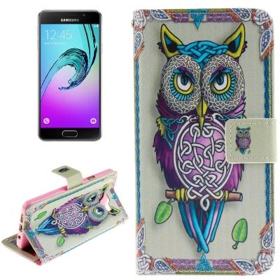 Diárové puzdro pre Samsung Galaxy A5 2016 - Owl
