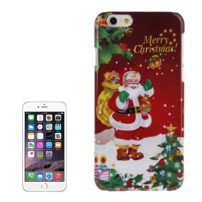 Štýlový ochranný kryt pre iPhone 6 Plus & 6S Plus - Santa Claus