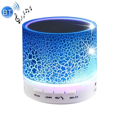 Bluetooth LED mini reproduktor - blue