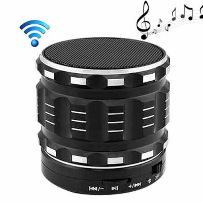 Bluetoothi mini reproduktor - black