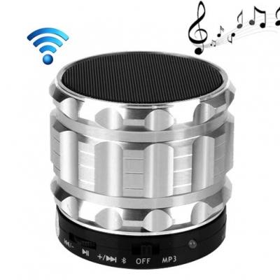 Bluetoothi mini reproduktor - silver
