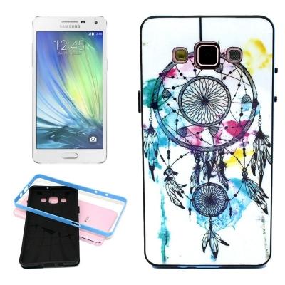 Ochranný kryt s rámom pre Samsung Galaxy A5 - Aesthetic Wind