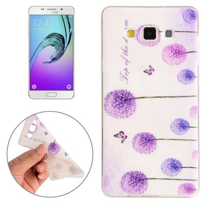 Ochranný flexi kryt pre Samsung Galaxy A5 - Owl