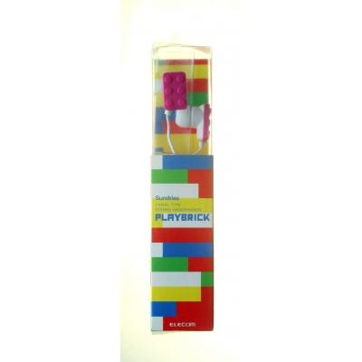 Slúchadlá Lego - rôzne farby