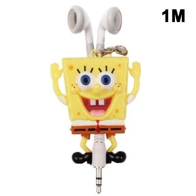 Vtipné Slúchadlá SpongeBob