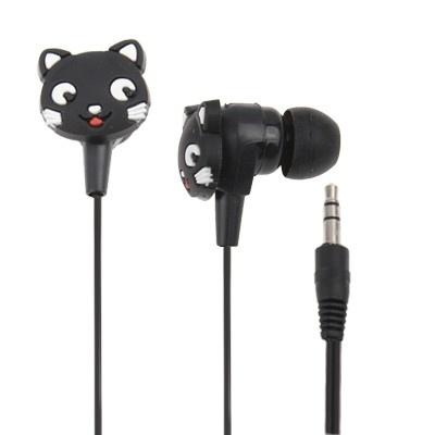 Slúchadlá Black Cat