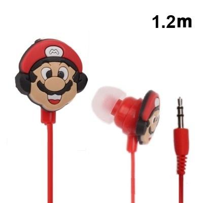 Slúchadlá Super Mario