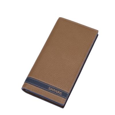 Luxusná pánska peňaženka Sammons - hnedá