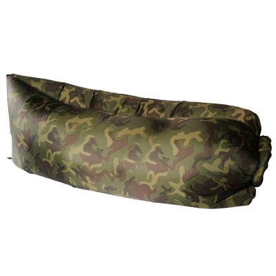 Nafukovací sedací vak Camouflage