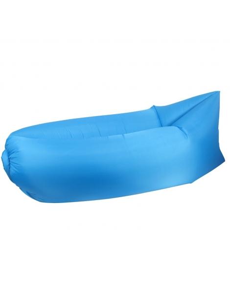 Nafukovací sedací vak - blue